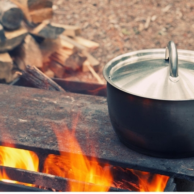 Summer Sizzle - Outdoor Cooking