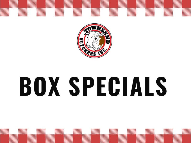 Box Specials