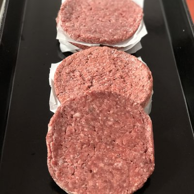 4 oz Plain Patties