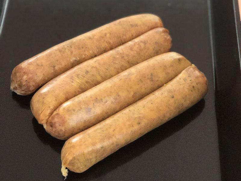 Belgian Pork Sausage