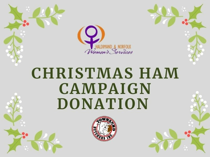 Christmas Ham Campaign Donation
