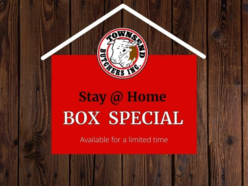 Stay At Home Box Special