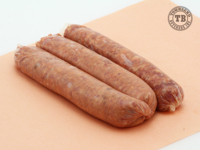 Hot Italian Pork Sausage