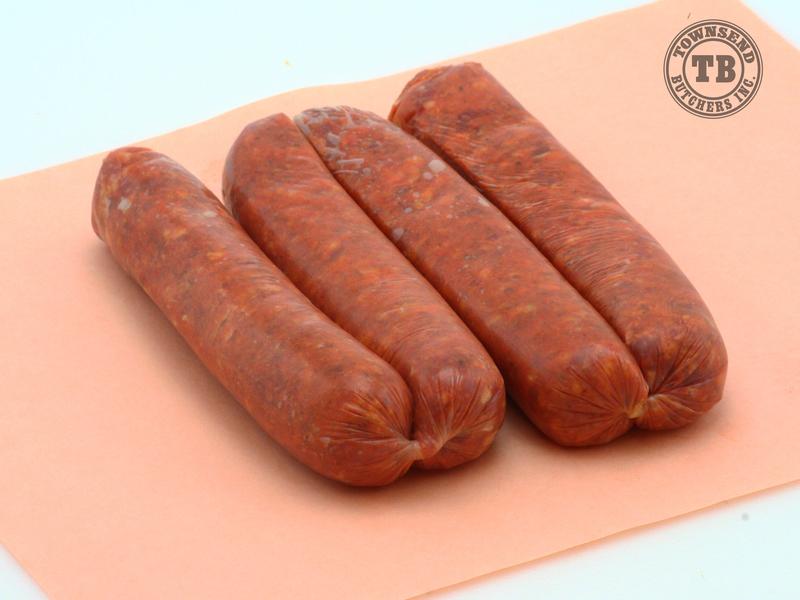 Hungarian Pork Sausage