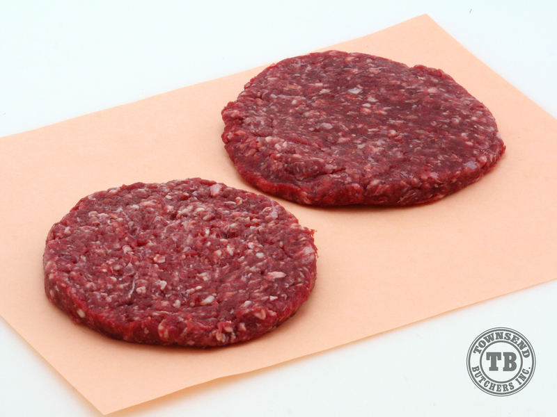 6 oz Plain Patties