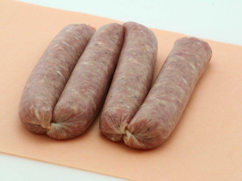 Turkey Garlic Sausage