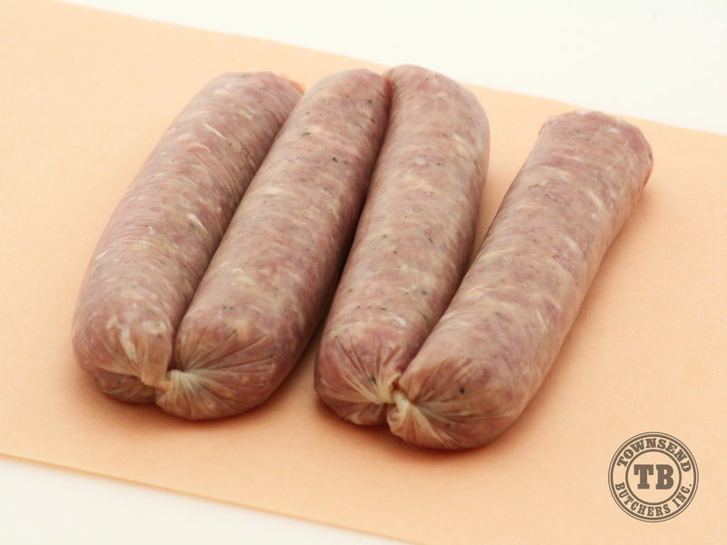 Turkey Garlic Sausage